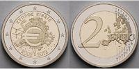 2 Euro 2012 Zypern 10 Jahre Euro Bargeld PPim Etui  18,00 EUR  zzgl. 3,95 EUR Versand