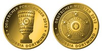 Deutschland Medaille 2012  PP203,11g. BVB...