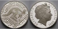 1 $ 2001 Australien Känguruh in Originalkapsel PP  139,50 EUR  + 17,00 EUR frais d'envoi