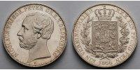 Vereinstaler 1866 Oldenburg Nicolaus Friedrich Peter 1853-1900, -RAR-, ... 950,00 EUR  + 23,00 EUR frais d'envoi