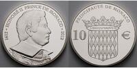 Monaco 10 Euro Honor II. - 6500 Stck SELTEN & RAR !!! -- SONDERANGEBOT !!!