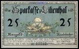 25 Pfg.,  Lilienthal, Han. Grabowski 802.12a I-  1,40 EUR  + 7,00 EUR frais d'envoi