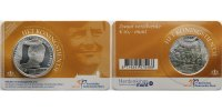 Niederlande 10 Euro König Willem Alexander (30. April 2013), <b>Coincard in braun</b>
