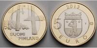 5 Euro 2013 Finnland Satakunta - Sammallahdenmäki - Steingräber, Nr. 4/... 23,80 EUR  + 7,00 EUR frais d'envoi