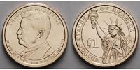 1 $ 2013 P USA Theodore Roosevelt / Kupfer-Nickel, Philadelphia vz  3,50 EUR  + 7,00 EUR frais d'envoi