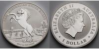 1 $ 2013 Australien Stock Horse -  1 oz. - -Neue Serie- - mit Zertifika... 79,50 EUR  + 17,00 EUR frais d'envoi