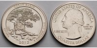 USA 1/4 $ 2013 S vz Great Basin /S - Kupfer-Nickel - 2,00 EUR