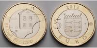 5 Euro 2013 Finnland Ostrobothnia, Nr. 8/9 Gebäude der Provinzen, (Prov... 11,50 EUR  + 7,00 EUR frais d'envoi
