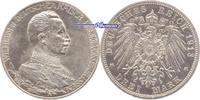 3 Mark 1913 Preussen Wilhelm II, 25jähriges Regierungsjubiläum, J.112 P... 32,00 EUR  zzgl. 5,00 EUR Versand