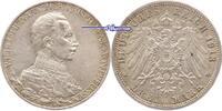 3 Mark 1913 Preussen Wilhelm II, 25jähriges Regierungsjubiläum, J.112 P... 29,00 EUR  + 17,00 EUR frais d'envoi