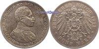 5 Mark 1913 A Preussen, Wilhelm II, 1888-1918, Büste in Uniform, J.114 ... 57,00 EUR  + 17,00 EUR frais d'envoi
