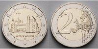 2 Euro 2014 G Deutschland Michaeliskirche in Niedersachsen,Prägestätte ... 3,30 EUR  + 7,00 EUR frais d'envoi