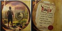 Neuseeland 1 Dollar  The Hobbit - Bilbo Baggins, <b> 1. Blister zum Kinofilm 2012,