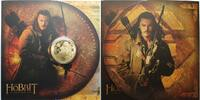 Neuseeland 1 Dollar The Hobbit - Bard the Bowman,  1. Blister zum Kinofilm 2013,