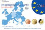 5,88 2014 F Deutschland Kursmünzensatz   (Archivbild) PP im Blister  34,50 EUR  + 17,00 EUR frais d'envoi