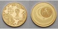 5 Euro  0, 50g  fein  11 mm Ø 2014  Frankr...