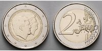 2 Euro 2014 Niederlande Doppelportrait Willem Alexander / Beatrix, im W... 4,50 EUR  + 7,00 EUR frais d'envoi