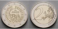 2 Euro 2015 A Deutschland 25 Jahre Deutsche Einheit,Prägestätte A stgl  4,50 EUR  + 7,00 EUR frais d'envoi