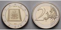 2 Euro 2015 Malta Republik, geringe Auflage, mit Münzzeichen, NUR aus K... 46,50 EUR  + 17,00 EUR frais d'envoi