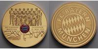 Medaille 2012 Deutschland Die größten Triumphe des FCB (Bayern München)... 99,00 EUR  + 17,00 EUR frais d'envoi