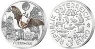 3 Euro x 3 Münzen 2016 Österreich Tier - T...