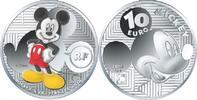 10 Euro  19,98g  fein  37 mm Ø 2016  Frank...