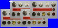 50,72DM 1987 D/F/G/J SET Deutschland Amtlicher Kursmünzensatz in Folie ... 248,00 EUR  + 17,00 EUR frais d'envoi