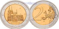 2 Euro 2011 F Deutschland Kölner Dom, Prägestätte F stgl  3,20 EUR  zzgl. 3,95 EUR Versand