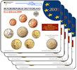 5,88 5x 2009 A/D/F/G/J Deutschland Kursmünzensatz  kompl. Satz (5 Präge... 110,50 EUR  + 17,00 EUR frais d'envoi
