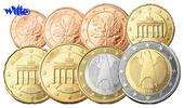 1 Cent -2 Euro, 3.88 2002 G Deutschland Kursmünzen, kompl. Satz 2002 st... 9,90 EUR  + 7,00 EUR frais d'envoi