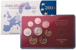 3,88 2004 F Deutschland Kursmünzensatz PP Set im Blister  17,90 EUR  + 7,00 EUR frais d'envoi