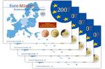 5,88 x5 2007 A/D/F/G/J Deutschland Kursmünzensatz   kompl. Satz(5 Präge... 189,00 EUR  + 17,00 EUR frais d'envoi