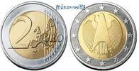 2 Euro 2004 G Deutschland Kursmünze, 2 Euro stgl  19,90 EUR  + 7,00 EUR frais d'envoi