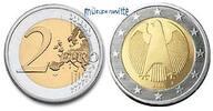 2 Euro 2011 A Deutschland Kursmünze, 2 Euro * vz-stgl  13,50 EUR  + 7,00 EUR frais d'envoi