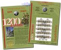 2005 Deutschland 1200 Jahre Magdeburg Numisblatt  15,50 EUR  + 7,00 EUR frais d'envoi