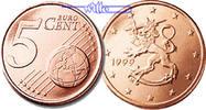 5 Cent 2007 Finnland Kursmünze, 5 Cent stgl  2,50 EUR  + 7,00 EUR frais d'envoi