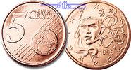 5 Cent 2005 Frankreich Kursmünze, 5 Cent stgl  8,50 EUR  + 7,00 EUR frais d'envoi