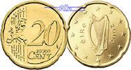 20 Cent 2009 Irland Kursmünze,20 Cent * stgl  7,50 EUR  + 7,00 EUR frais d'envoi