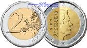 2 Euro 2008 Luxemburg Kursmünze, 2 Euro * stgl  29,80 EUR  + 17,00 EUR frais d'envoi