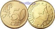 50 Cent 2006 Luxemburg Kursmünze, 50 Cent stgl  4,00 EUR  + 7,00 EUR frais d'envoi