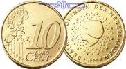 10 Cent 2001 Niederlande Kursmünze, 10 Cent stgl  4,30 EUR  + 7,00 EUR frais d'envoi