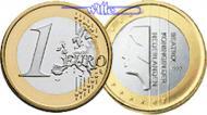 1 Euro 2007 Niederlande Kursmünze, 1 Euro stgl  17,50 EUR  + 7,00 EUR frais d'envoi