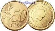 50 Cent 2001 Niederlande Kursmünze, 50 Cent stgl  4,90 EUR  zzgl. 3,95 EUR Versand