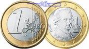 1 Euro 2005 Österreich Kursmünze, 1 Euro stgl  4,20 EUR  + 7,00 EUR frais d'envoi