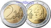 2 Euro 2002 Österreich Kursmünze, 2 Euro stgl  6,00 EUR  + 7,00 EUR frais d'envoi