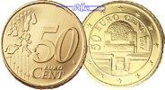 50 Cent 2005 Österreich Kursmünze, 50 Cent stgl  2,50 EUR  + 7,00 EUR frais d'envoi