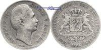 Vereinstaler 1866 Bayern König Ludwig II., 1864-1886 schön - sehr schön... 125,00 EUR  + 17,00 EUR frais d'envoi