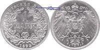 1 Mark 1893 J Deutschland Kursmünze, Kaiserreich, 1 Mark 1891-1904, Sil... 480,00 EUR  + 17,00 EUR frais d'envoi