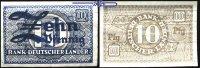 10 Pfennig 1948 20,08 Bank Deutscher Länder Ro.251, Archivbild III-IV  5,00 EUR  + 7,00 EUR frais d'envoi