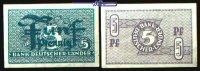 5 Pfennig 1948 Bank Deutscher Länder Ro.250b I-II  15,00 EUR  + 7,00 EUR frais d'envoi